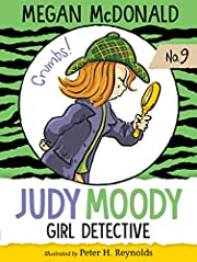 Judy Moody, Girl Detective av Megan McDonald
