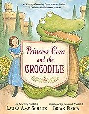 Princess Cora and the Crocodile af Laura Amy…