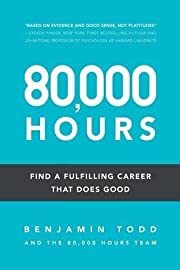 80,000 Hours: Find a fulfilling career that…