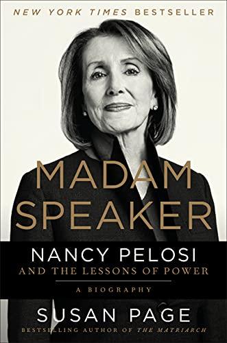 Madame Speaker by Susan Page