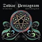 Zodiac and Pentagram Adult Coloring Book:…