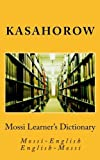 Mossi-English, English-Mossi
