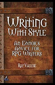Writing With Style: An Editor's Advice…
