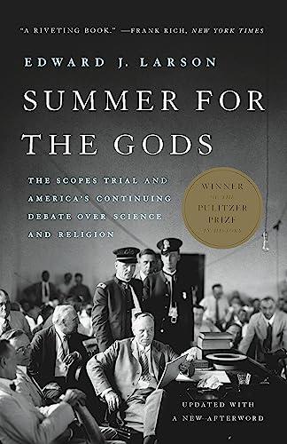 Summer for the Gods by Edward J. Larson