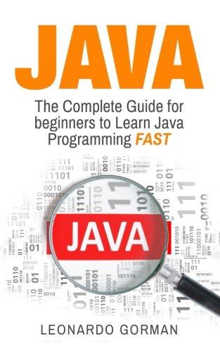 Learning Java Programming Pdf