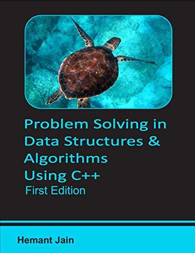 PDF] Problem Solving in Data Structures & Algorithms Using C
