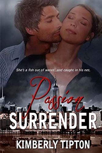 Book Cover - Passion Surrender