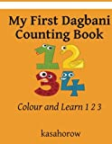 Colour and Learn 1 2 3 Dagbani