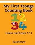 Colour and Learn 1 2 3 Tsonga