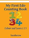 Colour and Learn 1 2 3 Edo