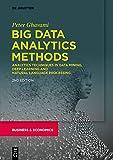 Big data analytics methods
