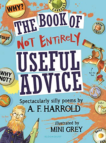 The Book of Not Entirely Useful Advice by A.F.Harrold