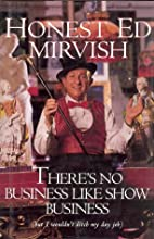 There's no business like show business (but…