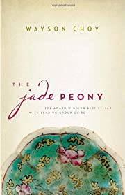 Jade Peony de Wayson Choy
