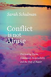 Conflict Is Not Abuse: Overstating Harm,…