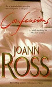 Confessions – tekijä: JoAnn Ross