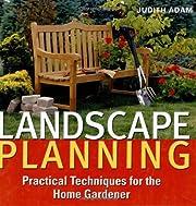 Landscape Planning: Practical Techniques for…