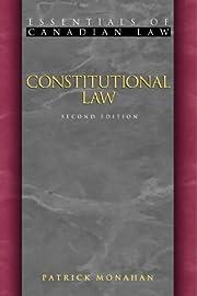 Constitutional Law (Essentials of Canadian…
