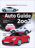 The Auto Guide 2002 by Jacques Duval