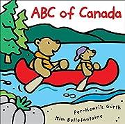 ABC of Canada por Kim Bellefontaine
