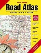 2006 North American Road Atlas by MapArt