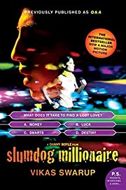 Slumdog Millionaire af Vikas Swarup