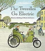 The Tweedles Go Electric av Monica Kulling