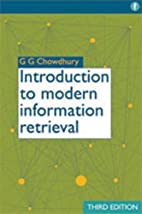 Introduction to Modern Information…