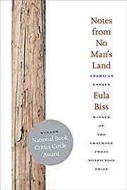 Notes from No Man's Land: American Essays…