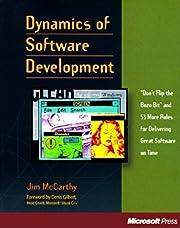 Dynamics of Software Development by Jim…
