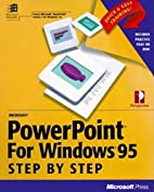 Microsoft PowerPoint for Windows 95 Step by…