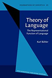 Theory of Language: The Representational…