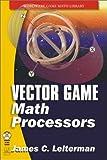 couverture du livre Vector Game Math Processors