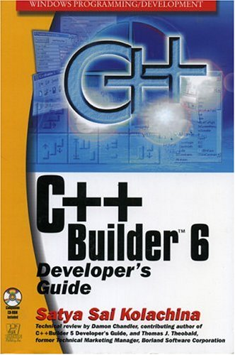 PDF] C Builder 6 Developers Guide with CDR (Wordware Delphi