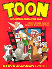 Toon the Cartoon Roleplaying Game: The…