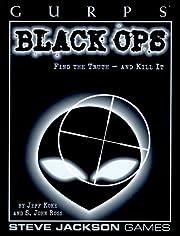 GURPS Black Ops (GURPS: Generic Universal…