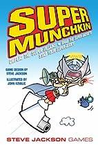 Super Munchkin by Steve Jackson