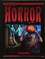 GURPS Horror 4th Edition (GURPS: Generic…