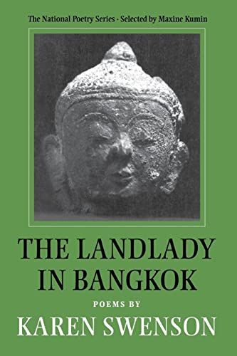 Image for The Landlady in Bangkok (National Poetry Series)