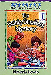 The Stinky Sneakers Mystery (The Cul-de-Sac…