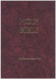 School & Church Bible-Nab-Large Print av…