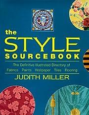 The Style Sourcebook av Judith Miller