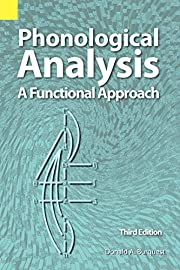 Phonological Analysis: A Functional…