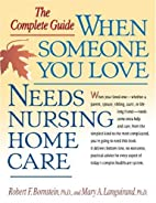 When Someone You Love Needs Nursing Home,…