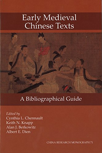 Early Medieval Chinese Texts