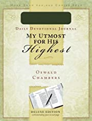 My Utmost for His Highest Journal av Oswald…