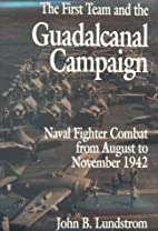 The First Team and the Guadalcanal Campaign:…