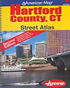 Hartford County, CT Street Atlas by Arrow…