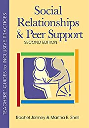 Social Relationships and Peer Support…