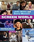 Screen world. Volume 58, the films of 2006…